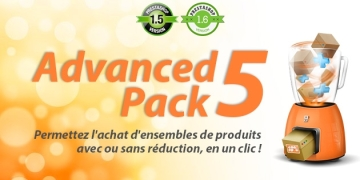 L'excellent module Advanced Pack enfin disponible pour Prestashop 1.5 et 1.6